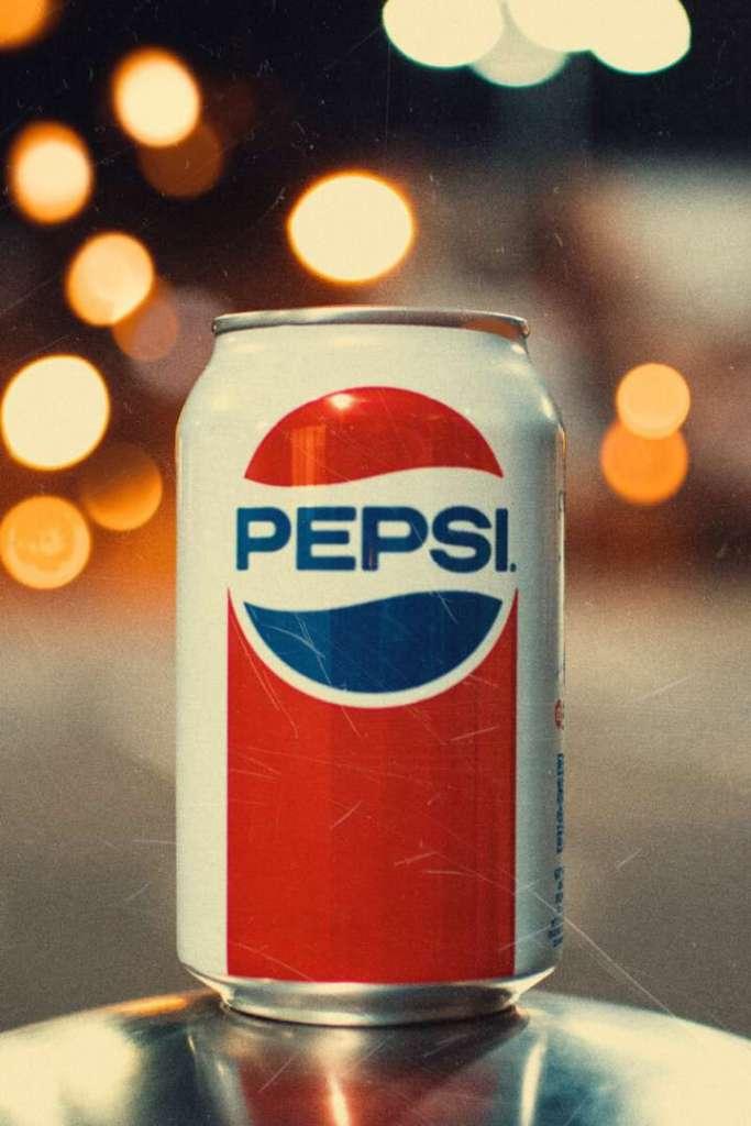 Bote Pepsi retro