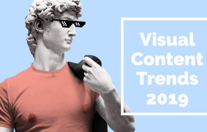 tendencias contenidos visuales para redes sociales 2019